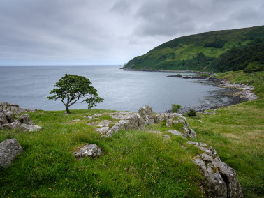 Northen Ireland / Murlough Bay