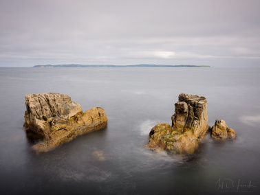 Northen Ireland / Pan's rock pier